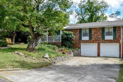 Hendersonville Single Family Home Under Contract - Showing: 189 Vulco Dr