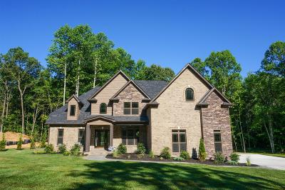 Clarksville Single Family Home Under Contract - Showing: 24 Reda Estates