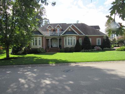 Cookeville Single Family Home For Sale: 1163 Sheraton Dr.