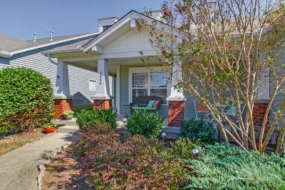 Mount Juliet Single Family Home Under Contract - Showing: 5495 Escalade Dr