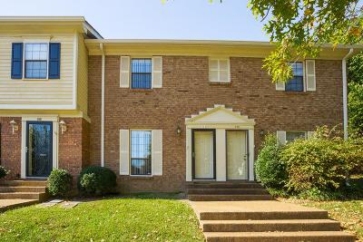 Brentwood Condo/Townhouse Under Contract - Showing: 314 Brentwood Pointe