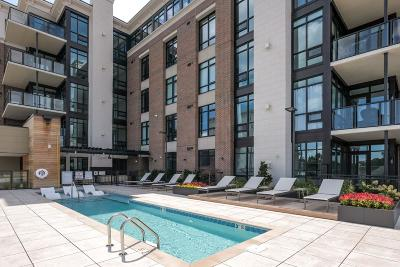 Nashville Condo/Townhouse Under Contract - Showing: 3000 Poston Avenue 306 #306