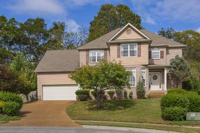 Thompsons Station  Single Family Home Under Contract - Showing: 1704 Catalpa Ct
