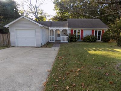 Hermitage Single Family Home Under Contract - Showing: 4257 Valley Grove Dr