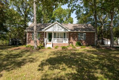 Mount Juliet Single Family Home Under Contract - Showing: 2418 Burton Rd