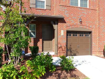 Hendersonville Single Family Home For Sale: 314 Coronado Private Cir