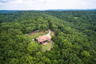 Franklin Single Family Home For Sale: 5317 Big East Fork Road
