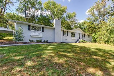Brentwood Single Family Home For Sale: 213 Skyline Dr