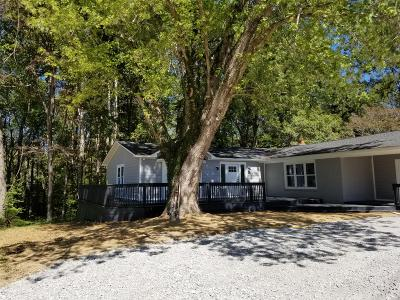 Single Family Home Sold: 3808 Cookeville Hwy