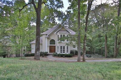 Brentwood Single Family Home Under Contract - Showing: 7014 Willowick Dr