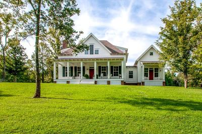 Joelton Single Family Home For Sale: 3850 Bear Hollow Rd