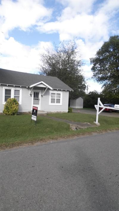 Davidson County Single Family Home For Sale: 118 4th Ave
