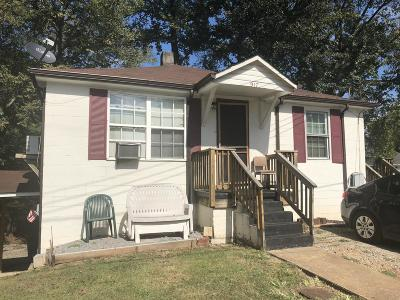 Clarksville Multi Family Home Active - Showing: 917 Woodland St