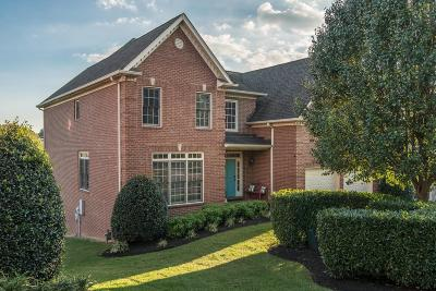 Brentwood Single Family Home For Sale: 216 Watauga Pl