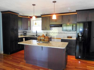 Hendersonville Single Family Home For Sale: 130 A Robinhood Cir