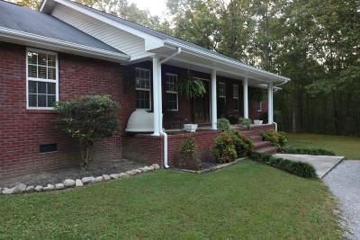 Tracy City TN Single Family Home For Sale: $229,900