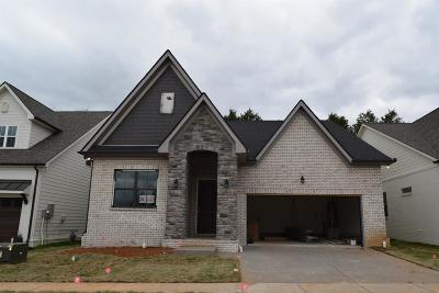 Single Family Home Under Contract - Showing: 3515 Cortona Way