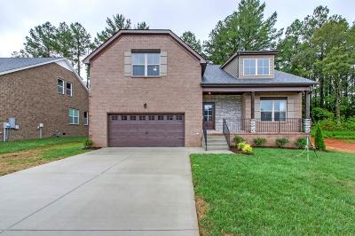 Mount Juliet Single Family Home Under Contract - Showing: 734 Masters Way