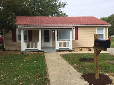 Portland Single Family Home For Sale: 202 Dollar Ave