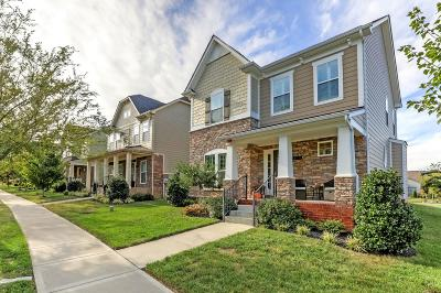 Franklin  Single Family Home For Sale: 806 Shade Tree Ln