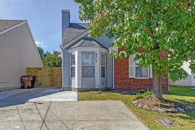 Davidson County Single Family Home Under Contract - Showing: 2313 Benay Rd