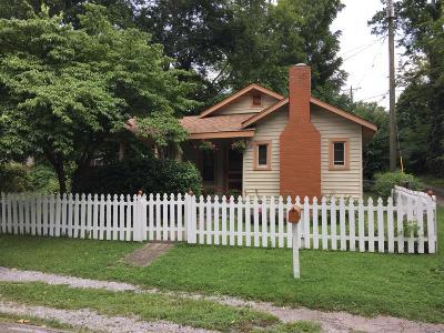 Sylvan Park Single Family Home For Sale: 306 47th Avenue N