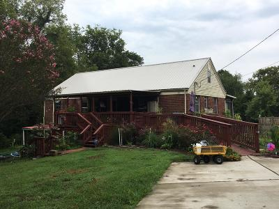 Sumner County Single Family Home For Sale: 338 Sunset Island Trl