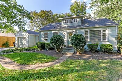Single Family Home Under Contract - Showing: 710 Lynn St