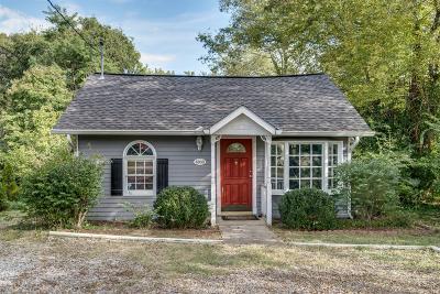 Sylvan Park Single Family Home For Sale: 4030 Westlawn Dr