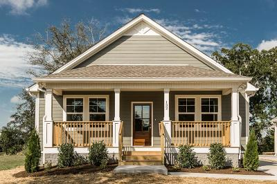 Hendersonville Single Family Home For Sale: 132 A Plumlee Dr