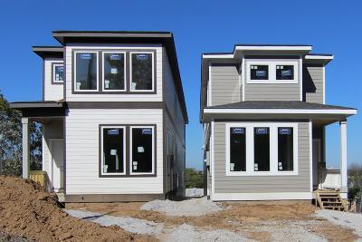 Nashville Single Family Home For Sale: 608 B Hamilton Ave