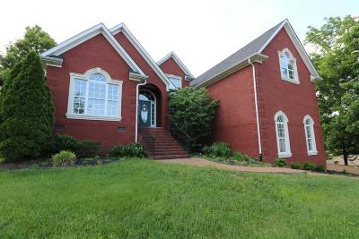 Hendersonville Single Family Home For Sale: 1002 Atchley Ct