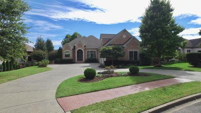 Gallatin Single Family Home For Sale: 850 Pickwick Ct