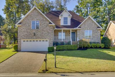 Hermitage Single Family Home Under Contract - Showing: 4809 Peninsula Pointe Dr