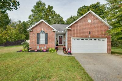 White House Single Family Home Under Contract - Showing: 129 Willowleaf Ln
