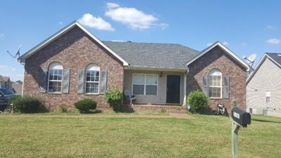 Nashville Single Family Home Under Contract - Showing: 2816 Evergreen Ridge Pt