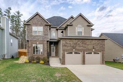 Clarksville Single Family Home For Sale: 51 Clover Glen