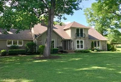 Hendersonville Single Family Home For Sale: 158 Glenn Hill Dr