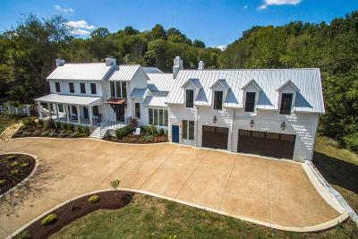 Franklin Single Family Home For Sale: 1747 Old Natchez Trace