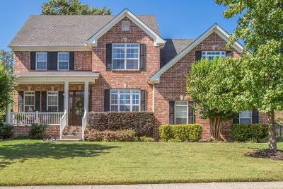 Spring Hill  Single Family Home For Sale: 1503 Beaumont Ter