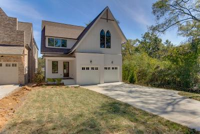 Green Hills Single Family Home For Sale: 3418 Amanda Ave