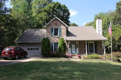 Single Family Home For Sale: 3382 E Rhett Butler Rd