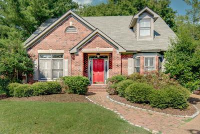 Nashville Single Family Home For Sale: 230 Harding Pl