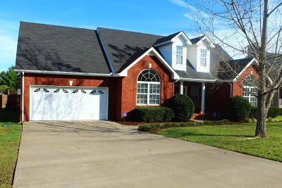 Single Family Home Under Contract - Showing: 3482 Esquire Dr