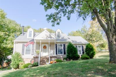 Williamson County Single Family Home Under Contract - Showing: 611 Quarter Horse Ln
