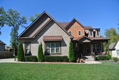 Clarksville Single Family Home For Sale: 2966 Prince Drive