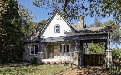 East Nashville Single Family Home For Sale: 1025 Cahal Ave