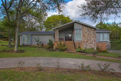 Hendersonville Single Family Home Under Contract - Showing: 157 Allen Dr