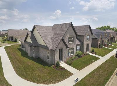 Gallatin Single Family Home For Sale: 1121 McMahan Dr S Lot 285