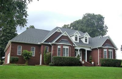 Shelbyville Single Family Home For Sale: 278 Naron Rd